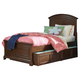 Legacy Classic Kids Impressions Twin Panel Bed with Trundle Unit 2880-4103K