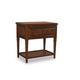 A.R.T. Whiskey Oak Bedside Chest in Barrel Oak 205142-2304