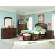 Legacy Classic Kids Impressions Panel Bedroom Set with Underbed Storage in Cherry
