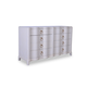 A.R.T. Cosmopolitan Drawer Dresser in Parchment 208130-1817