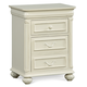 Legacy Classic Kids Charlotte Night Stand in Antique White 3850-3100