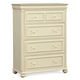 Legacy Classic Kids Charlotte Drawer Chest in Antique White 3850-2200 SPECIAL