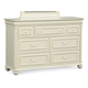 Legacy Classic Kids Charlotte Dresser in Antique White 3850-1100 PROMO CLEARANCE