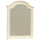 Legacy Classic Kids Charlotte Arched Mirror in Antique White 3850-0200 PROMO
