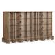 Hooker Furniture Corsica 8-Drawer Dresser in Light Natural 5180-90002