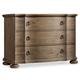 Hooker Furniture Corsica 3-Drawer Bachelors Chest in Light Natural 5180-90017