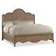 Hooker Furniture Corsica King Panel Bed in Light Natural 5180-90266