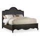 Hooker Furniture Corsica King Panel Bed in Espresso 5280-90260