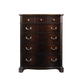 Stanley Furniture Charleston Regency Cumberland Chest in Classic Mahogany 302-13-10 CLOSEOUT