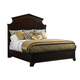 Stanley Furniture Charleston Regency Queen Cathedral Bed in Classic Mahogany 302-13-40 CLOSEOUT
