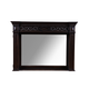 A.R.T. Marbella Noir Crowned Mirror in Ebony 244122-2615