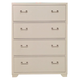 American Woodcrafters Smart Solutions Chest in White 5310-140