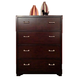 American Woodcrafters Smart Solutions Chest in Merlot 5320-140