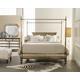 Hooker Furniture Mélange Montage Canopy Bedroom Set