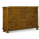 Legacy Classic Kids Bryce Canyon Dresser in Heirloom Pine 3900-1100 PROMO