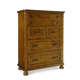 Legacy Classic Kids Bryce Canyon Drawer Chest in Heirloom Pine 3900-2200 SPECIAL