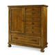 Legacy Classic Kids Bryce Canyon Door Chest in Heirloom Pine 3900-2500 PROMO
