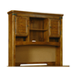 Legacy Classic Kids Bryce Canyon Hutch in Heirloom Pine 3900-6200