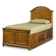 Legacy Classic Kids Bryce Canyon Twin Arched Panel Bed with Underbed Storage 3900-4103K SPECIAL