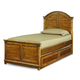 Legacy Classic Kids Bryce Canyon Twin Arched Panel Bed with Trundle 3900-4103K