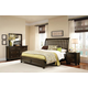 Samuel Lawrence Furniture Addison Bedroom Set in Amber