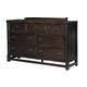 Samuel Lawrence Furniture Jubilee Dresser in Mocha 8538-010