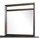 Samuel Lawrence Furniture Jubilee Mirror in Mocha 8538-030