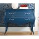 Hooker Furniture Mélange Regatta Blue Bombe Chest 638-85078