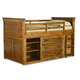 Legacy Classic Kids Bryce Canyon Twin Mid Loft Bed 3900-8333K