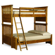 Legacy Classic Kids Bryce Canyon Twin over Full Bunk Bed 3900-8140K PROMO