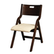 Samuel Lawrence Furniture Homework Folding Chair in Dark Cherry (Set of 2) 8616-453
