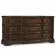 Legacy Classic Pemberleigh Dresser in Brandy Finish 3100-1200