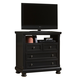 All-American Muse Entertainment Center in Ebony