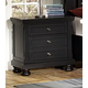 All-American Muse Nightstand in Ebony