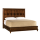 Stanley Furniture Archipelago Queen Calypso Panel Bed in Fathom 186-13-40