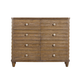 Stanley Furniture Archipelago Ripple Cay Dressing Chest in Shoal 186-63-06