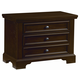 All-American Hanover Nightstand in Dark Cherry