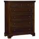 All-American Hanover Chest in Cherry