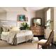 Stanley Furniture Archipelago Nevis Woven Bedroom Set in Blanquilla