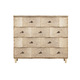 Stanley Furniture Coastal Living Resort Ocean Breakers Dresser in Sandy Linen 062-23-02