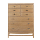 Stanley Furniture Coastal Living Resort Tranquility Isle Drawer Chest in Sea Oat 062-63-13