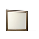 Legacy Classic Kateri Bureau Mirror in Hazelnut Finish 3600-0300 CLEARANCE