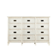 Stanley Furniture Coastal Living Resort Haven's Harbor Dresser in Sail Cloth 062-A3-05