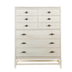 Stanley Furniture Coastal Living Resort Tranquility Isle Drawer Chest in Sail Cloth 062-A3-13