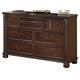 Leahlyn Classic Dresser in Warm Brown B526-31