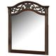 Leahlyn Classic Bedroom Mirror in Warm Brown B526-36