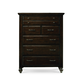 Legacy Classic Thatcher Drawer Chest in Amber Finish 3700-2200 PROMO