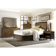 Legacy Classic Kateri Curved Panel with Storage Footboard Bedroom Set
