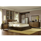Legacy Classic Kateri Platform Bedroom Set w/ Underbed Storage Drawers on Both Sides Bedroom Set