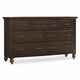 Legacy Classic Thatcher Dresser in Amber Finish 3700-1200